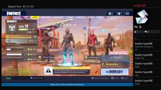 deadgod 451 playing fortnite with beastbomber and hockey