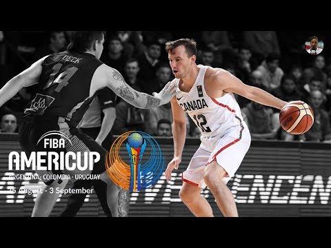 Brady Heslip 24 Pts Full Raw Highlights vs Argentina FIBA Americup (28.08.17) Floaters!