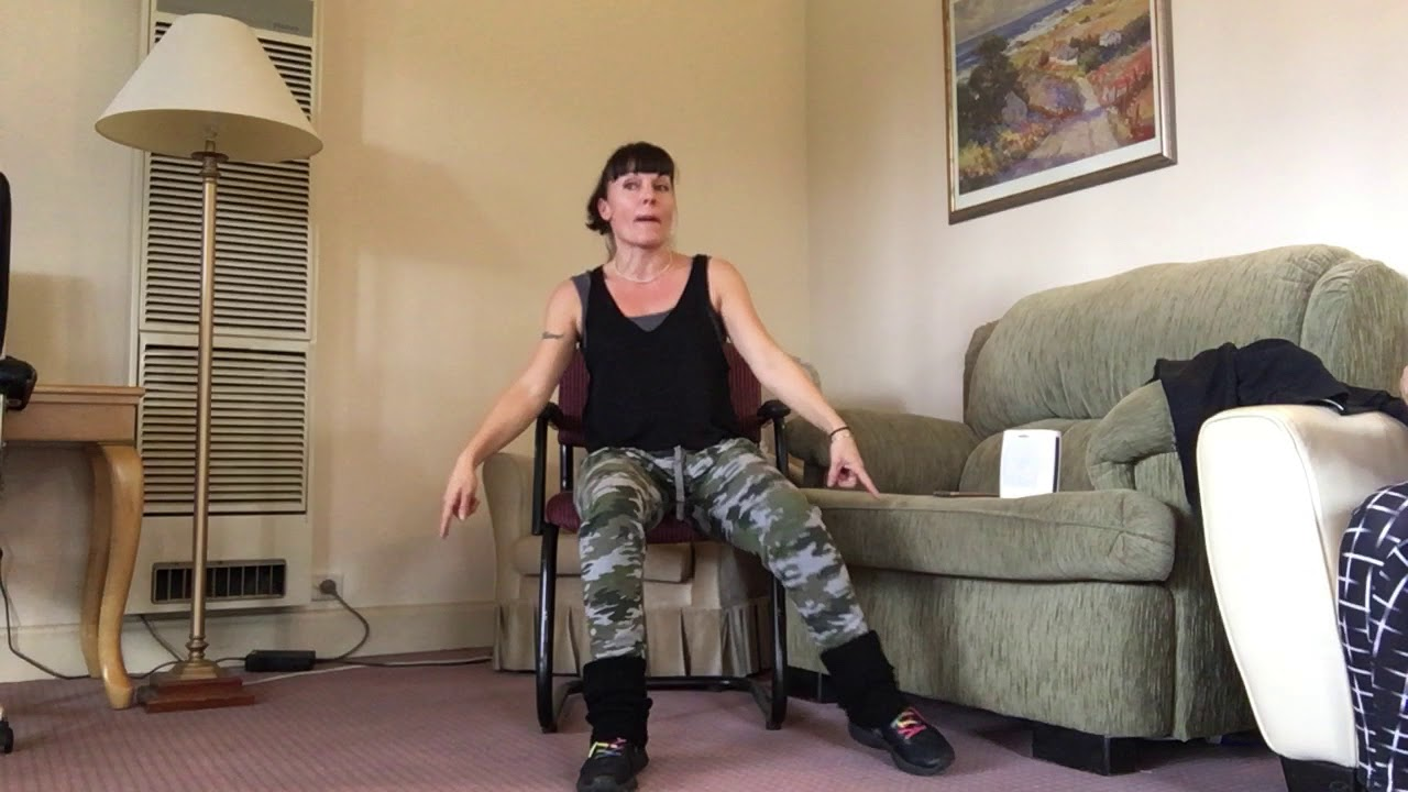 Chair Exercise Justin Timberlake Potty For Girls 9 Dance Exercises To Fab Music Youtube