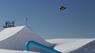 Perisher's award winning Terrain Parks!