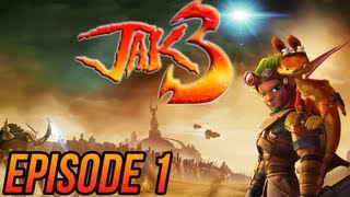 Jak 3 HD Collection - Episode 1