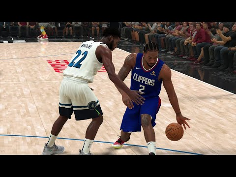 Clippers Vs Wolves Full Game Highlights | NBA Today 2/1 Los Angeles Vs Minnesota (NBA 2K)