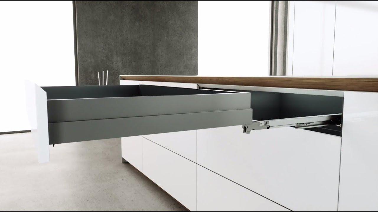 Comment insérer et décrocher le tiroir Nova Pro Scala - Würth