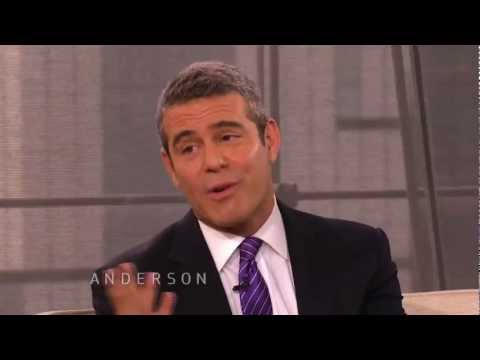 Andy Cohen on 'Housewives' Star Camille Grammer