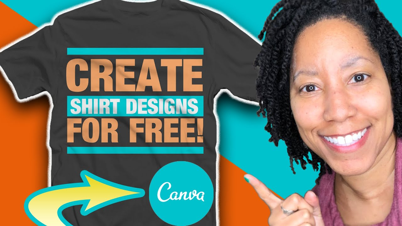 Canva How To Create T Shirt Designs