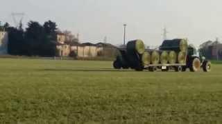 AgriCompact Technologies GmbH: Récolte luzerne pour notre séchoir à foin 6me coupe Thumbnail