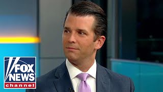 Trump Jr. blasts 'constant attempts to undermine' president
