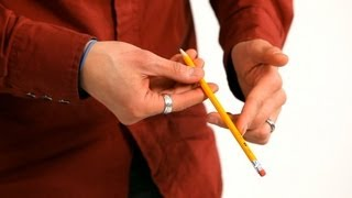 How to Do the #2 Pencil Logo Trick | Magic Tricks