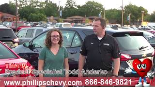 2018 Chevy Equinox - Customer Review Phillips Chevrolet - Chicago New Car Dealership Sales