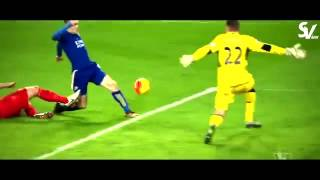 Jamie Vardy ● 2016 2017 Leicester City & England ● Goals & Assists    HD