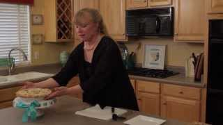 Ep 4 In The Kitchen With Elizabeth Blueberry Sourcream Pie By Kristi Church Media
