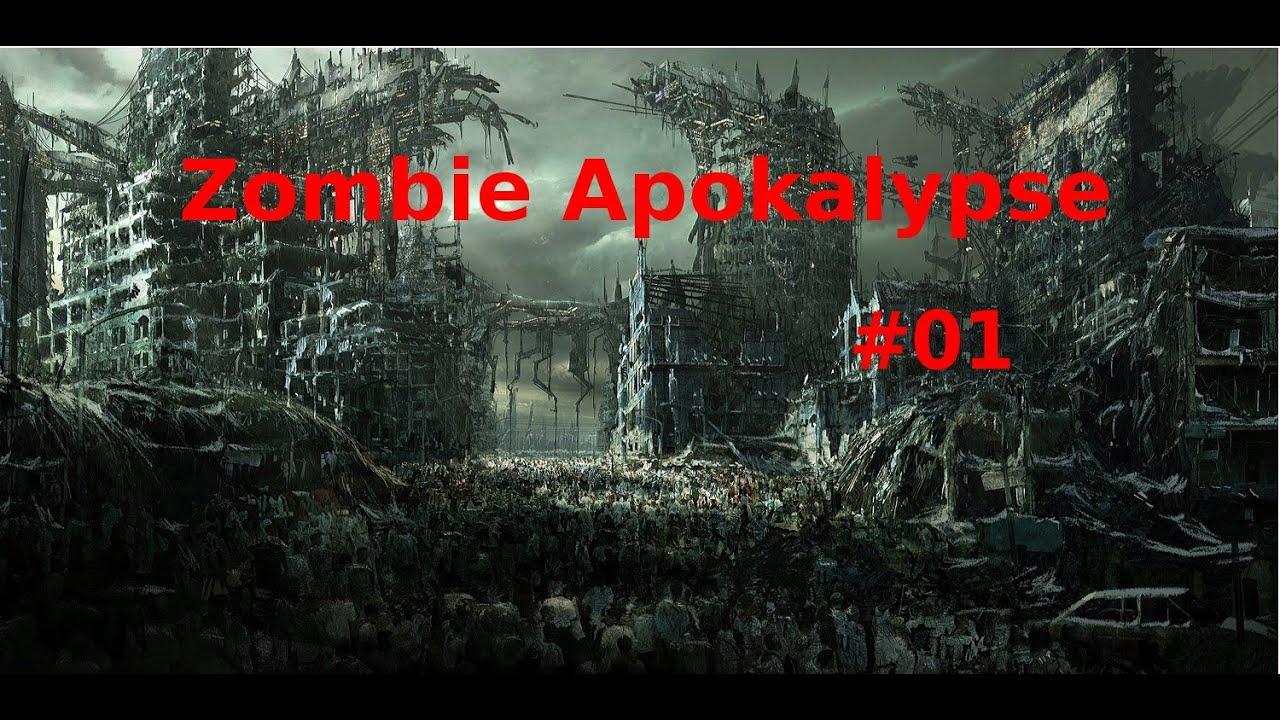 Lets Play Minecraft Zombie Apocalypse Deutsch HD Part 1
