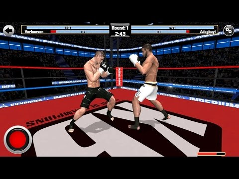 Kickboxing Road To Champion (by Imperium Multimedia Games) Android Gameplay [HD]