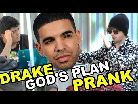 DRAKE GOD'S PLAN PRANK (I'M SORRY)