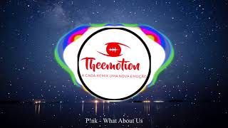 P!nk - What About Us (Theemotion Reggae Remix)