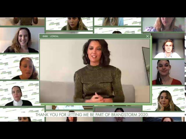 L'Oréal Brandstorm 2020 - Virtual Brand Experience