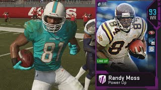 Madden 19 Ultimate Team - +2 Speed! Moss Fastest Player! MUT 19 Gameplay thumbnail