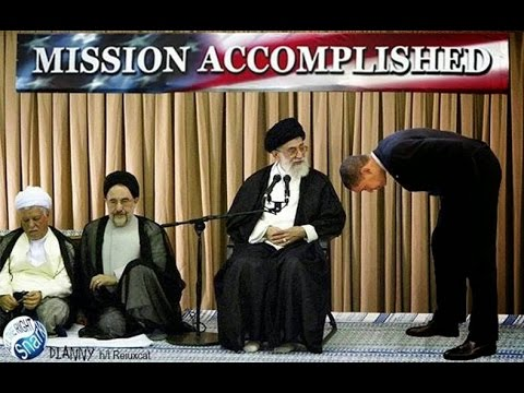 Iran Celebrates Getting Nuclear Bomb
