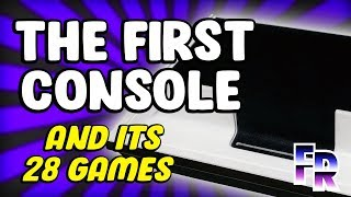 The First Console and its 28 Games