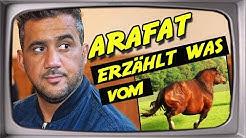 Arafat erzählt was vom Pferd (Stupido schneidet)
