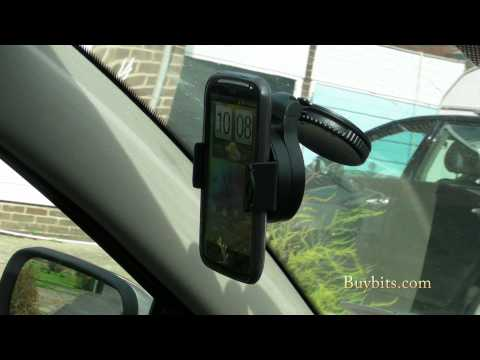 Universal Windscreen Mount For Smart Phone & Mobile Phone