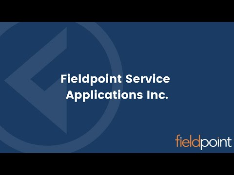 Fieldpoint Service Applications Inc.