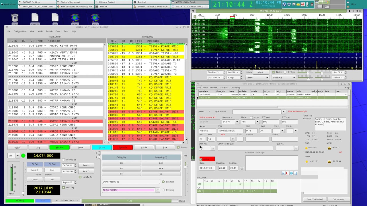 Release: WSJT-X Version 1 8 0