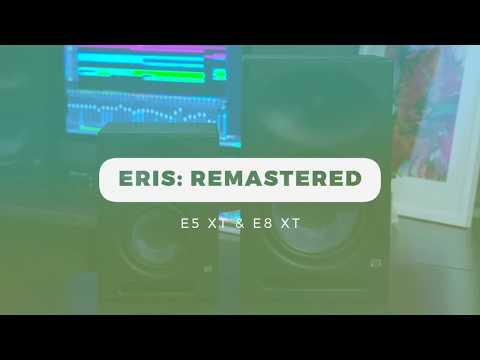 Introducing PreSonus Eris XT Studio Monitors