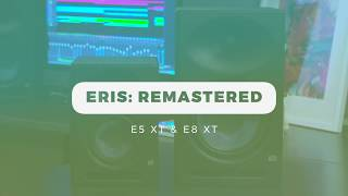 Introducing PreSonus Eris XT Studio Monitors