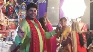 Sonu Kaushik Live Jagran Kaimla Garonda Mata New Bhajan