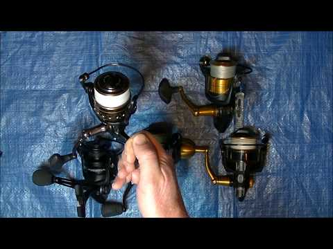 Tips for Choosing a Spinning Reel