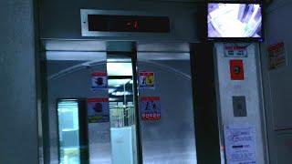 서울 금천구 가산동, 두산위브아파트 LG산전엘리베이터 …