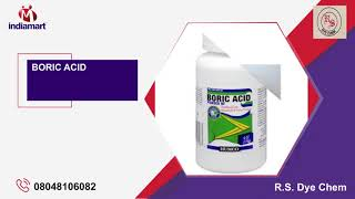 Iodine Derivatives and Industrial Chemicals Wholesale Trader