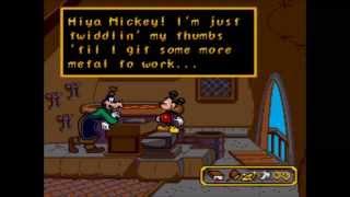Mickeys Ultimate Challenge - Mega Drive / Genesis Longplay