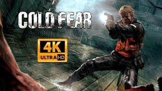 JOGOS ANTIGOS EM 4K | COLD FEAR | ULTRA SETTINGS + SWEETFX (60FPS)