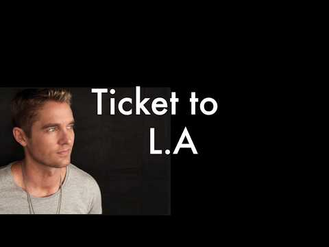Ticket to L.A - Brett Young (Lyrics) Mp3