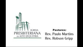 Transmissão ao vivo - Igreja Presbiteriana de Alto Jequitibá - 24/03/2021