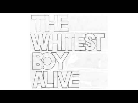 The Whitest Boy Alive - Golden Cage (Fred Falke Remix)