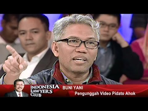 download Cerita Awal Mula Buni Yani Unggah Video Ahok Hingga Mendapat Teror