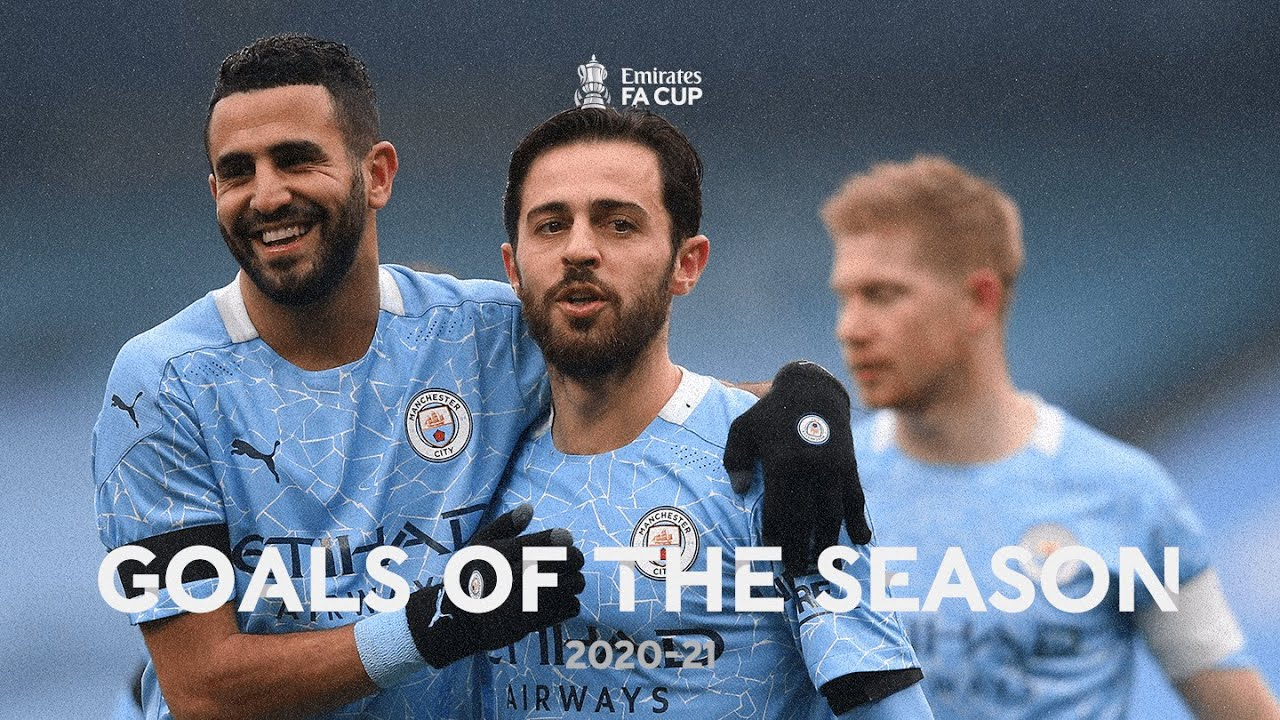 The BEST Goals From The 2020-21 Season | Screamers From Bissouma, Tielemans & Rooney 🚀
