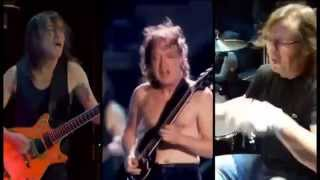 Tribute To Malcolm Young - AC/DC (2014)