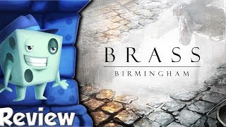 Brass: Birmingham Review - with Tom Vasel