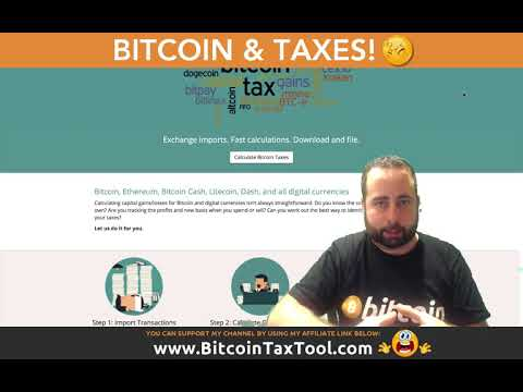 Bitcoin and Taxes - The IRS uses 'Chainalysis' to catch Tax Evaders!