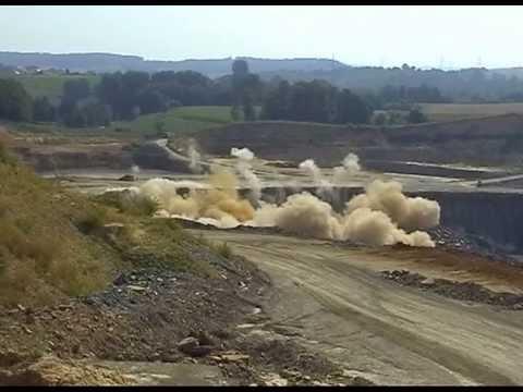 Как делают цемент и из чего видео