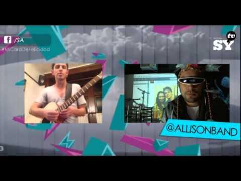 Allison en Say Yeah TV 2013