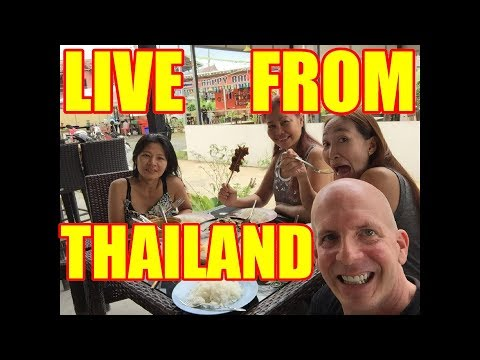 Live from Thailand