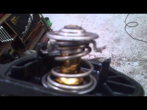 Uszkodzony termostat m47n bmw e46 320d