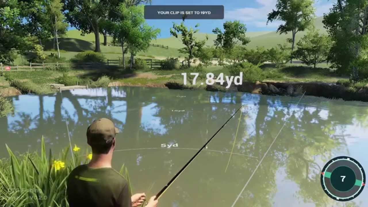 Dovetail games fishing phase 2 youtube for Fishing computer game