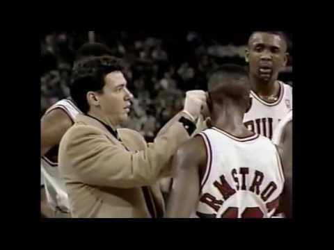 NBA 1992-93 Detroit Pistons@Chicago Bulls(1992.11.11)