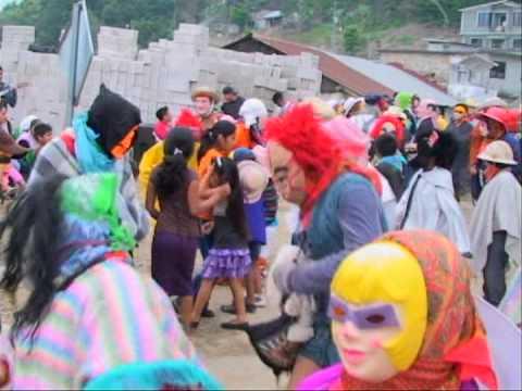 Carnaval en el Pozo Pantepec Puebla por Video Tauro 1